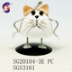 Supplier wholesale new home metal christmas decoration ornament