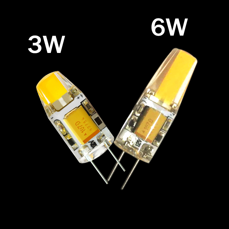 g4 cob 12v cob led bulbs 3w 6w ac12v led g4 cob lamp replace for crystal led light bulb. Black Bedroom Furniture Sets. Home Design Ideas