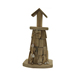 custom decorations wooden lighthouse wood Navigation mark