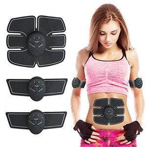 New Smart Abdominal Muscle Toner Professional Bodybuilding Devices Muscle Stimulation For Abdomen/Arm/Leg AB Muscle Stimulator