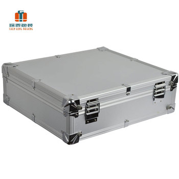 Customizable High Quality small Aluminum Alloy equipment Instrument Carrying tool Case with Different Sizes