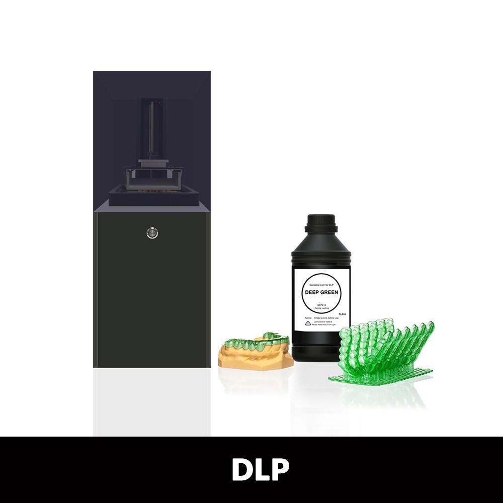 SLA makineleri hizmet 3D insan figürleri için baskı hizmeti