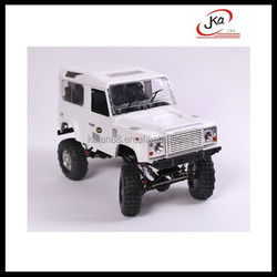 1/10 D90 Defender New Gelande 2 II Full Metal Kit car chassis for sale