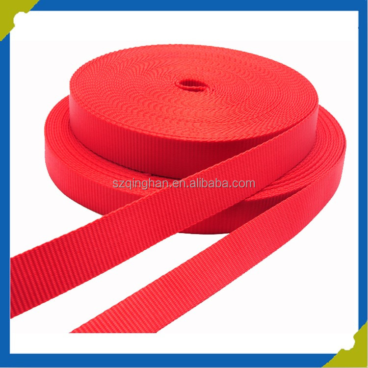 Flat Nylon Webbing For Pet Collar High Quality Printed Nylon Webbing