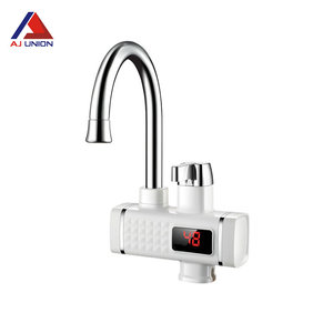 2018 amazon hot stainless steel electric kitchen bathroom instant hot water heater faucet dispenser tap