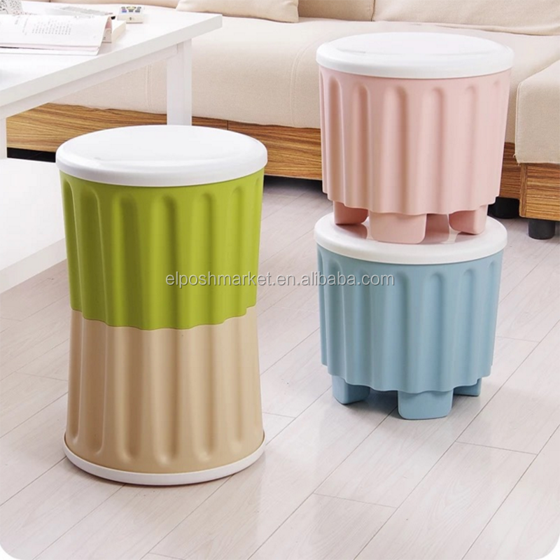 Plastic Storage Stool Plastic Storage Stool Suppliers and Manufacturers at Alibaba.com : stool storage - islam-shia.org