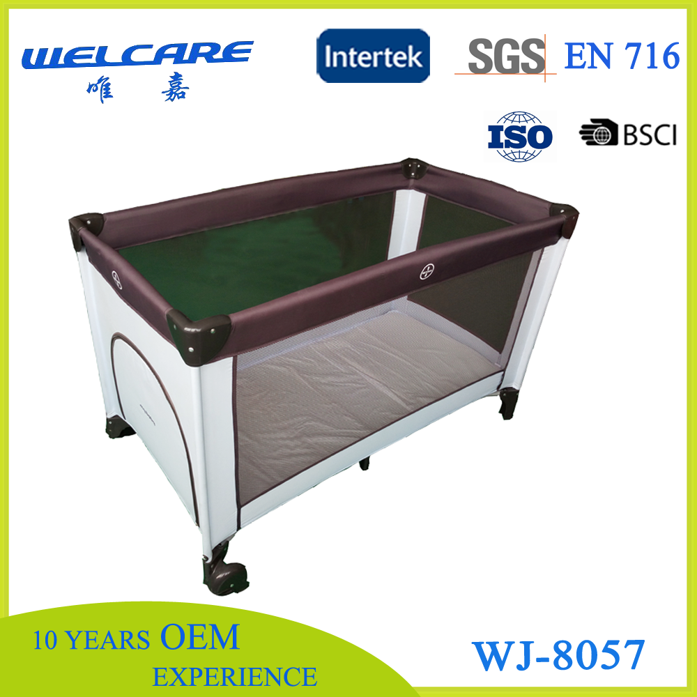 Xiamen Wholesale Folding Baby Travel Bed Factory Prices