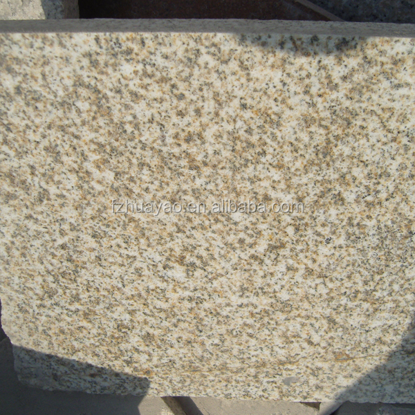 Good Quality China Yellow Rusty Granite slab