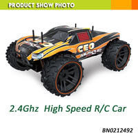4 channel RC buggy 1/8 radio control toy car