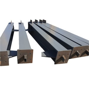 Light Material prefabricated high rise steel building Professional Factory steel Structure products on sale