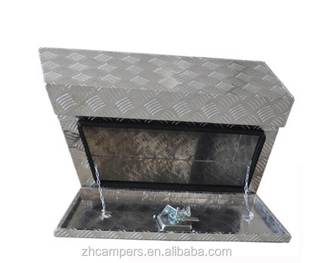 Under Bed Tool Box >> Aluminum Underbody Truck Tool Boxes Underbed Tool Boxes Aluminum Ute Trailer Under Tray Trade Tool Boxes Pair Buy Aluminum Tool Box For
