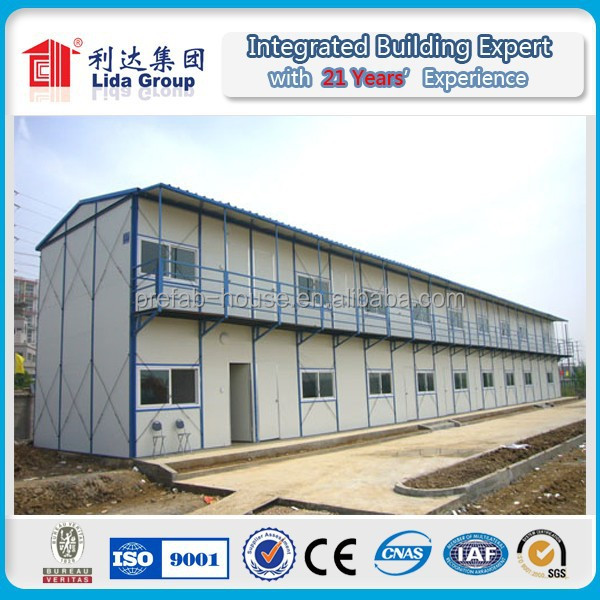 portable housing unit for hotel , labor camp , apartment , office