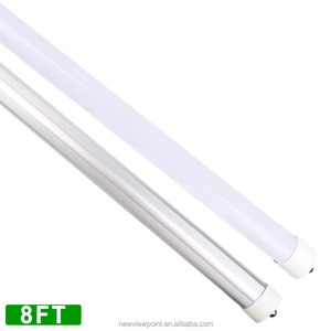 fa8 8ft t8 led fluorescent tube light replacement 36W/40W/45W 8ft t8 led tube light