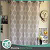 Brode turkey print curtain for living room