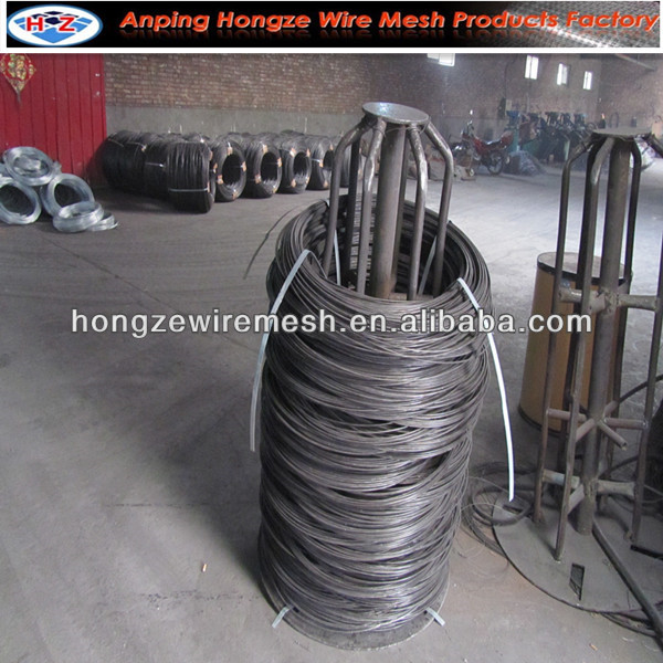 black annealed wire/no galvanized iron wire binding wire 25kg