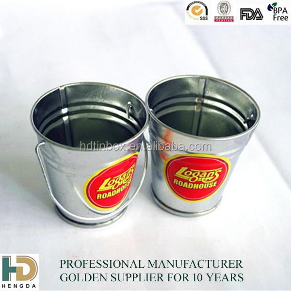 small tin buckets decorative small tin buckets decorative suppliers and at alibabacom
