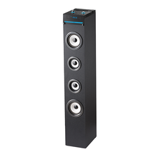 2018 hotsell 30 w alimentato di legno audio home theater torre <span class=keywords><strong>altoparlante</strong></span> con funzione <span class=keywords><strong>CD</strong></span>