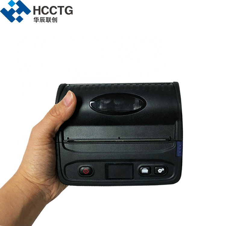High Quality Roll To Roll USB Bluetooth Mobile 4 inch Thermal Printer L51 фото