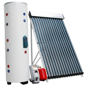 1000 Liter Split Pressure Industrial Solar Water Heater For Commercial Solar Water Heating System