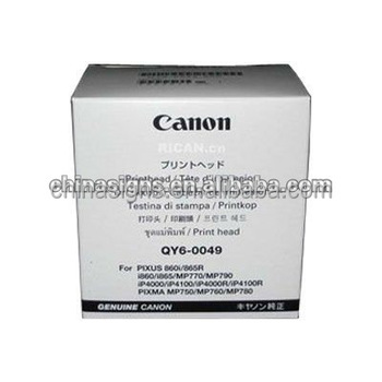 Canons QY6-0049 Printhead