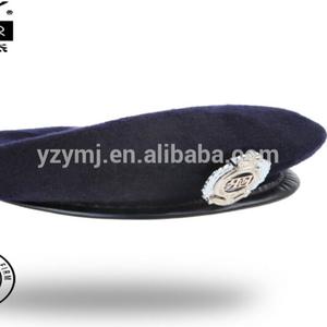 UK army black wool military beret wholesale