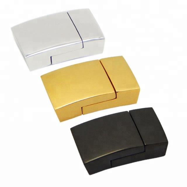 Guangzhou Wholesale Custom Stainless Steel Magnet Clasp фото
