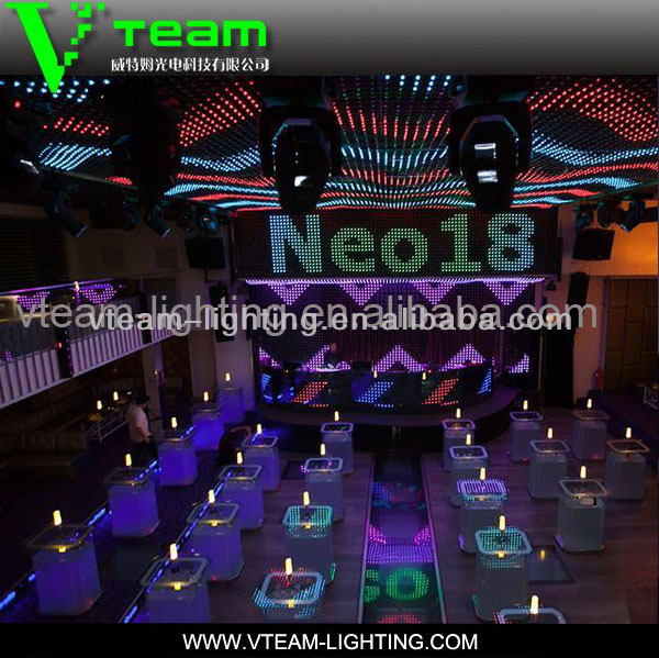 Cost-effective mobile club/disco/rentle led stage screen rental led screen