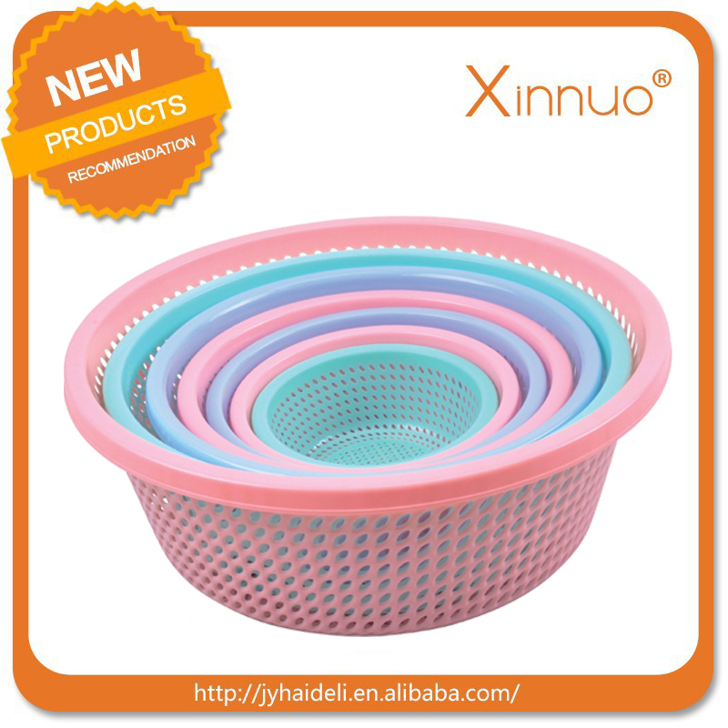 2017 New design small, plastic ,various kinds of baskets