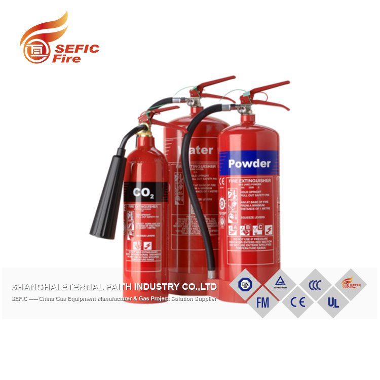 China made fire extinguisher supplier kenya co2 portable fire extinguisher