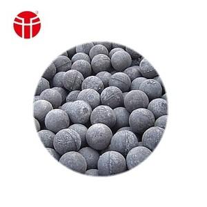 Low price and high balls number low chrome casting ball for power plant