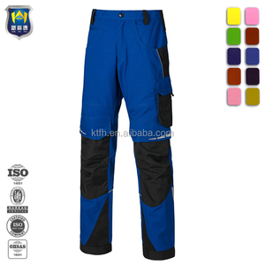 Reflective Hi vis industry Pants and trousers workwear