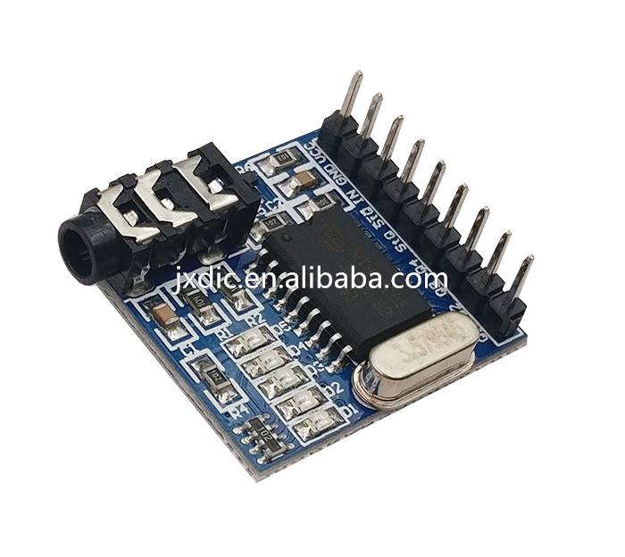 Xd-61 Mt8870 Dtmf Decoder Module Voice Telephone Module - Buy Mt8870 Dtmf  Speech Decoding Module Voice Module,Xd-61 Mt8870 Dtmf Decoder Module Voice