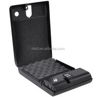 Security gun safe box for Car with Combination lock CS27FK