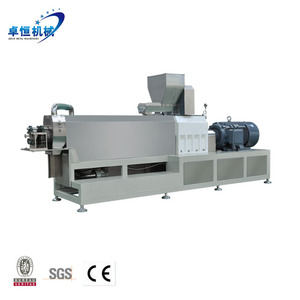 Formulation farmed fish feed making machines
