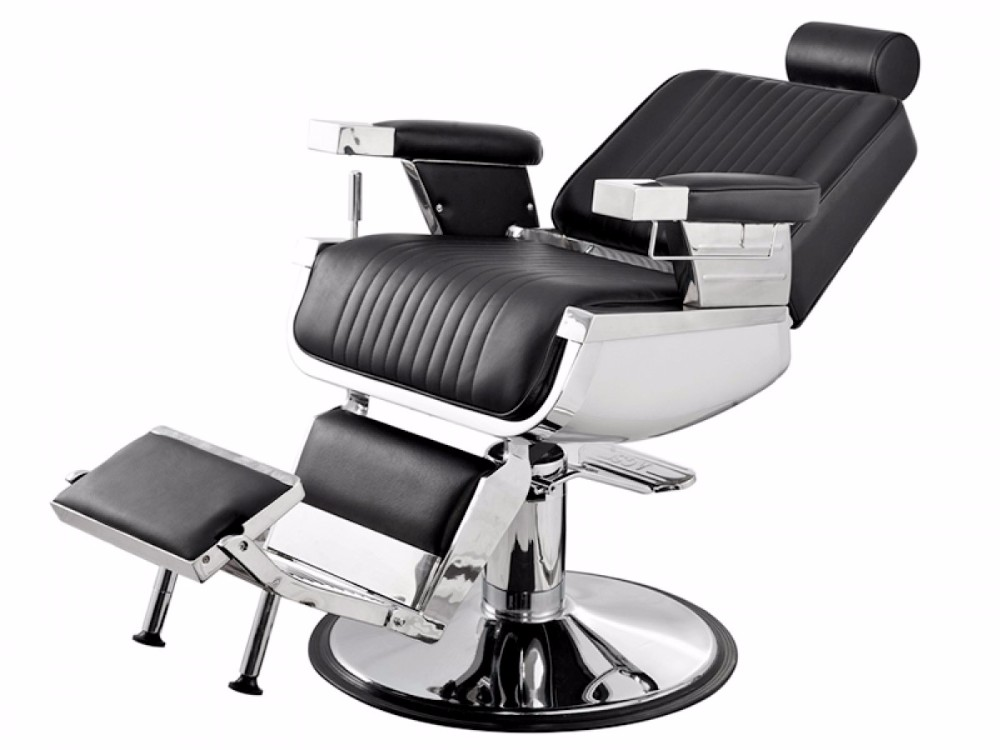 "Professional quality hot sale beauty salon equipment """"CONSTANTINE"""" Hercules antique barber chair"