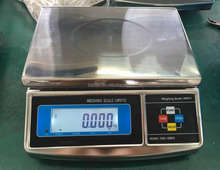 High Quality LCD /LED Display CE Approal ACS Weighing Scale