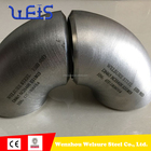 Stainless Steel Elbow Elbow Stainless 90 Elbow S31803 2205 S32507 2507 45 Degree 90 Degree Stainless Steel Elbow