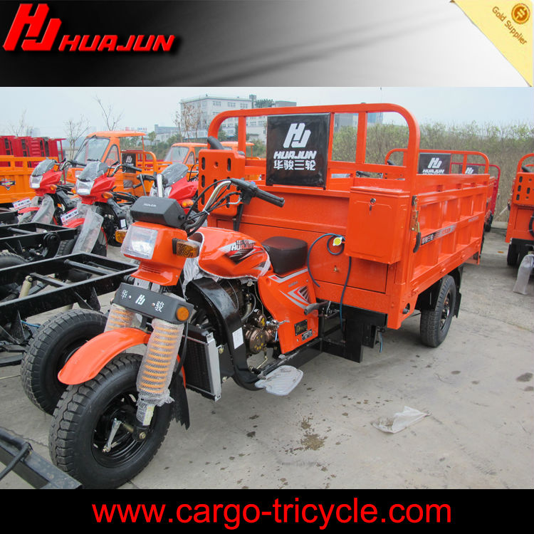 truck cargo tricycle/three wheel cargo bicycle/motorcycle rickshaw