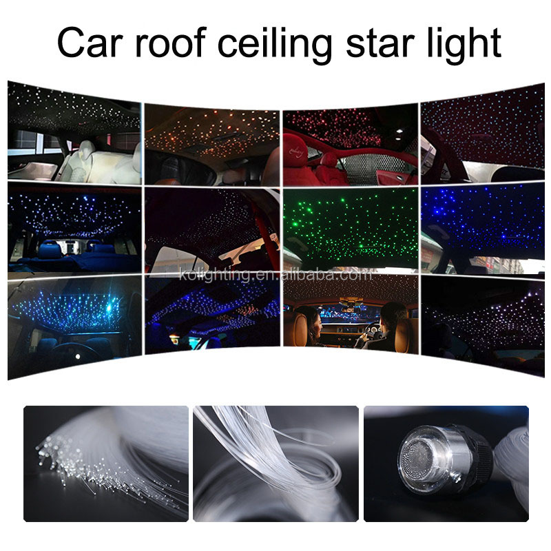 Fiber Optic Car Roof Top Ceiling Star Light, Fiber Optic Car Roof Top  Ceiling Star Light Suppliers And Manufacturers At Alibaba.com
