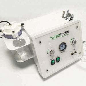 3in1 oxygen jet peel water aqua skin hydro dermabrasion facial machine