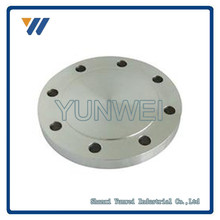 2016 Stock Butt Welding ASTM OEM High Quality RF/FF CS Carbon Steel Flange