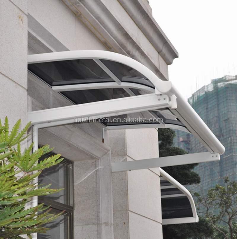 High grade aluminium patio rain awning rain shade balcony canopy & High Grade Aluminium Patio Rain AwningRain ShadeBalcony Canopy ...