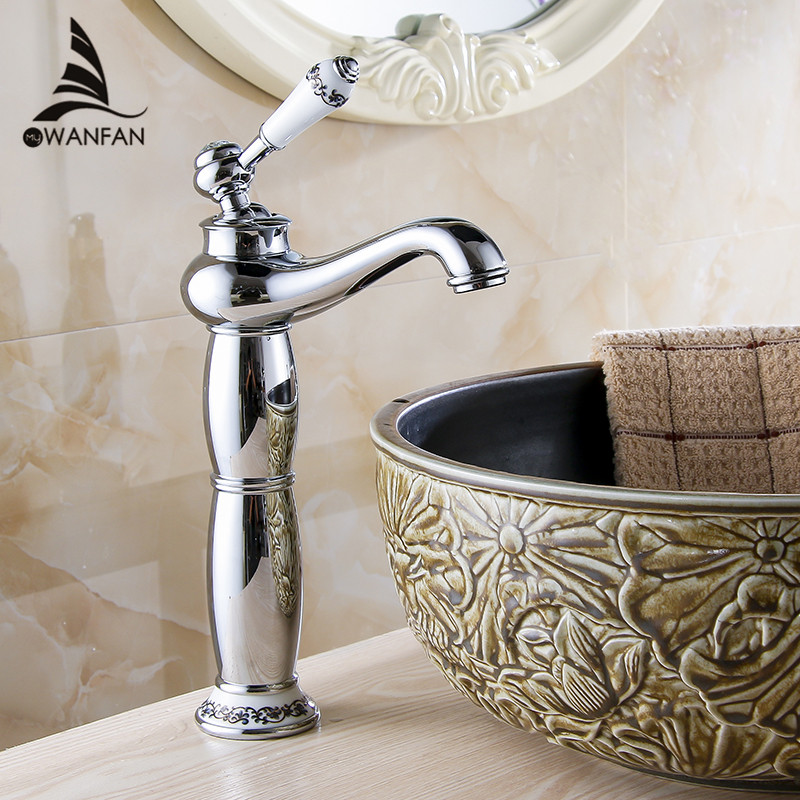 7 Faucet Finishes For Fabulous Bathrooms: Free-shipping-Hot-selling-Bathroom-Faucet-Mixers-Chrome