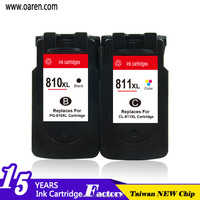 ink cartridge for canon pg 810/cl 811 high profit margin products compatible ink cartridge