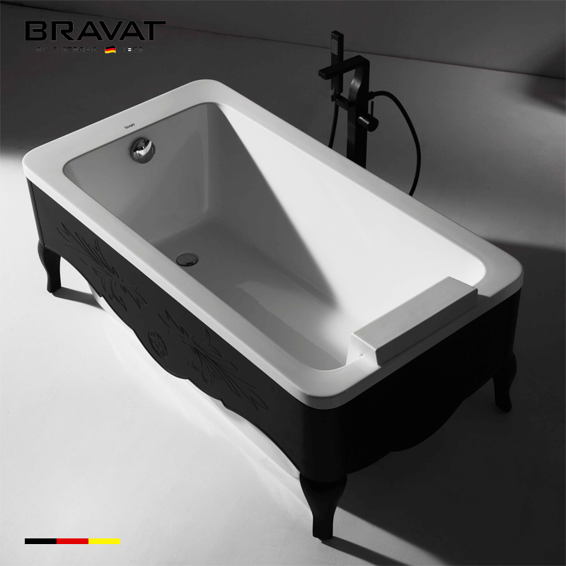 Solid Surface Bathtub, Solid Surface Bathtub Suppliers And Manufacturers At  Alibaba.com