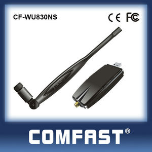 Wifi tv transmitter Comfast pc wireless adapter CF-WU830NS usb network card for internet tv box