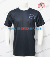 wholesale 100% polyester t shirts create your own shirt