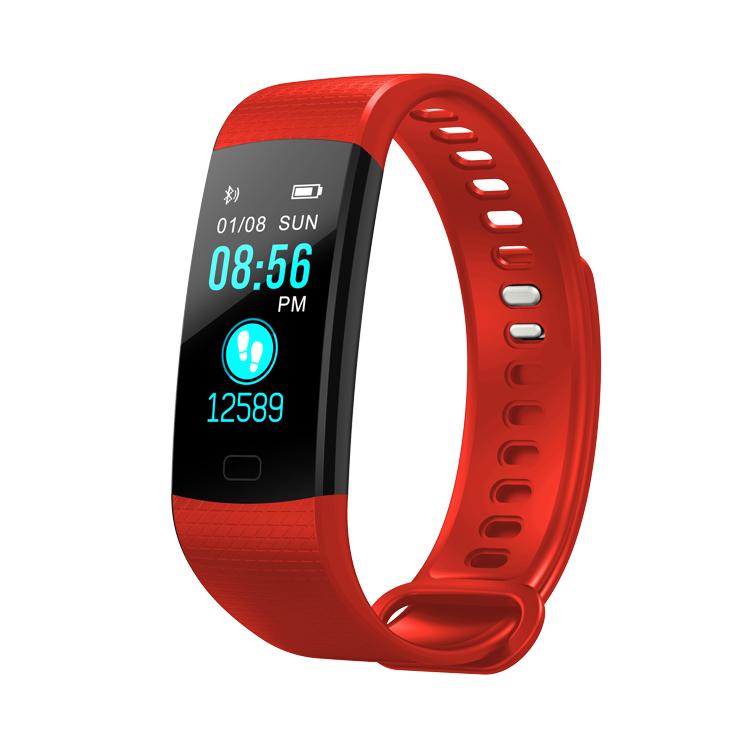Color Screen Band Y5 Bracelet Smart Heart Rate Monitor Blood Pressure Fitness Tracker Y5 Smart Wristband Bracelet фото