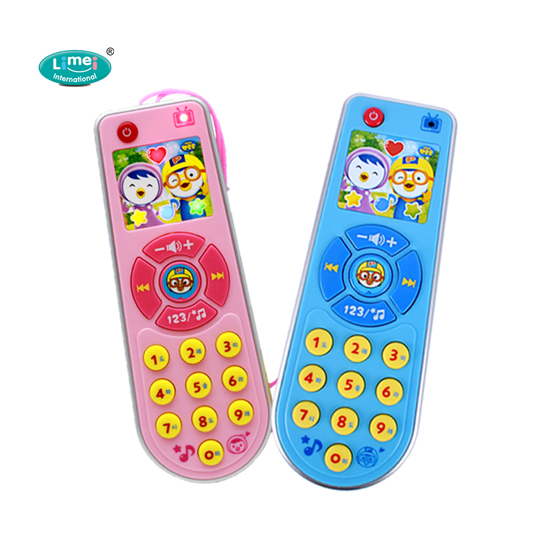 South Korea Pororo baby remote control toy
