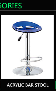 Good Quality PU Bar Stool Modern PU Bar Chair For Sale